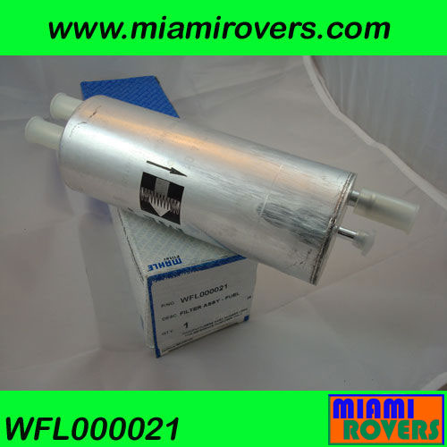 Genuine LAND ROVER FUEL FILTER RANGE ROVER 2003-2005 M62 WFL000021