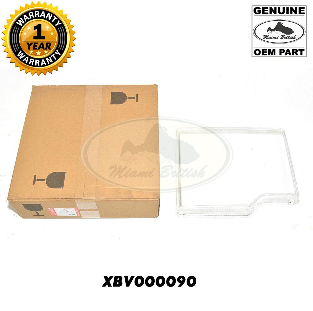 Land Rover Headlight Glass Lense Lh Range M62 03