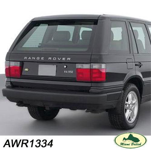Genuine Range Rover P38 Technical Information Sticker Canadian Models BAC103460