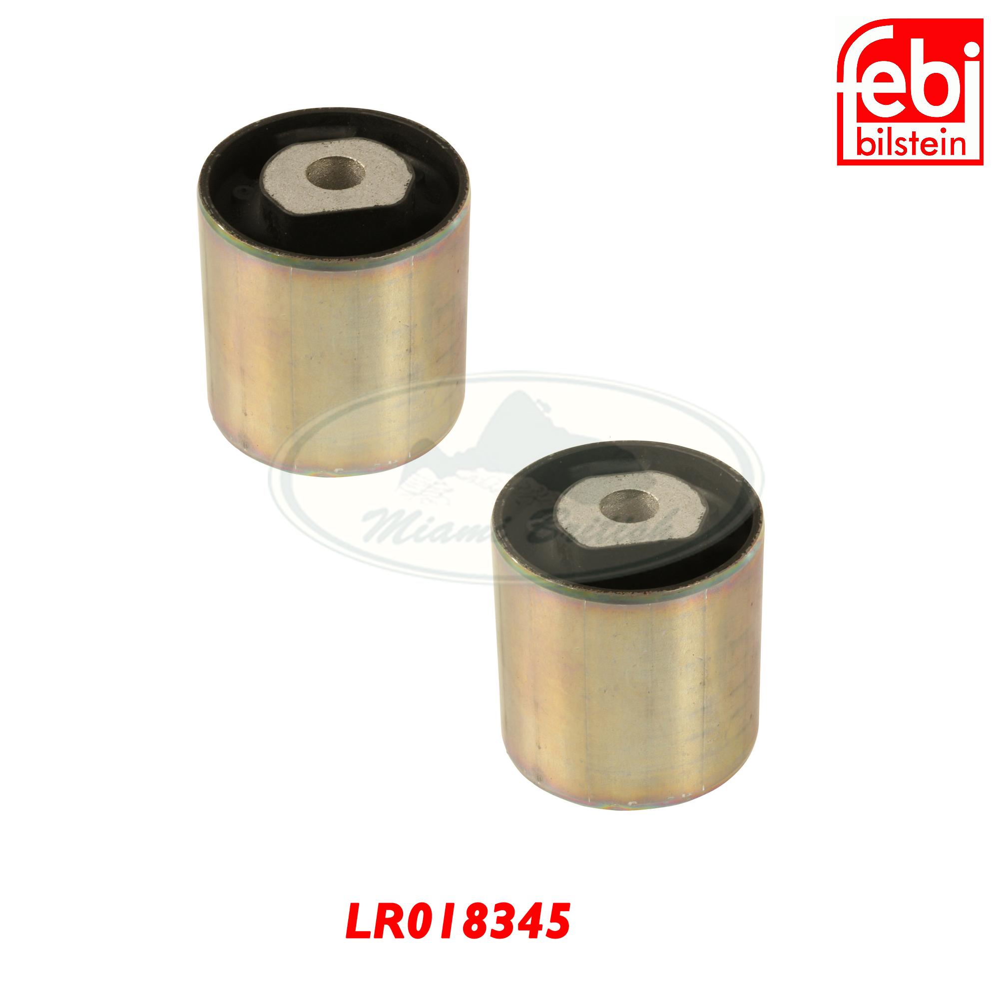 537740 537742 LR Series 2//3 Bush Boulon Kit Pour Pour Leaf Spring 252165 548205